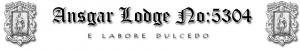 Ansgar Lodge 5304 - Coat of Arms